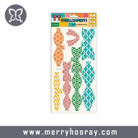 Factoty price handmade large label sticker paper a4 scrapbook for sale