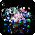 Christmas Decor Cheap Battery Operated Invisible Led Copper String Lights