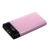 Shenzhen Factory Metal 20800mah Portable Power Bank with 18650 battery