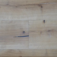 Fudeli 2200*220*15/4mm Engineered Hardwood Rustic Oak Wood Flooring