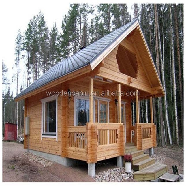 China Supplier Prefab Apartment Building Prefabricated Wooden House