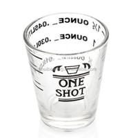 1.5oz scale Shot Glass & Spirit glass for drinking,Vodka Glass, Custom glassware Shot glass