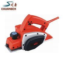 82mm electric planer plastic body,720w electric wood planer