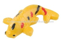 Golden fish shape USB Flash Drive with free sample