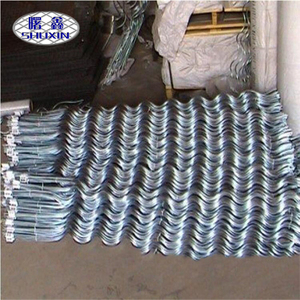 China Best Supplier top Ten Products Galvanized Plant Support Wire / Tomato Growing Spiral