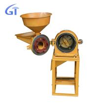 Flour grinder/grinding machine for corn rice spice grains