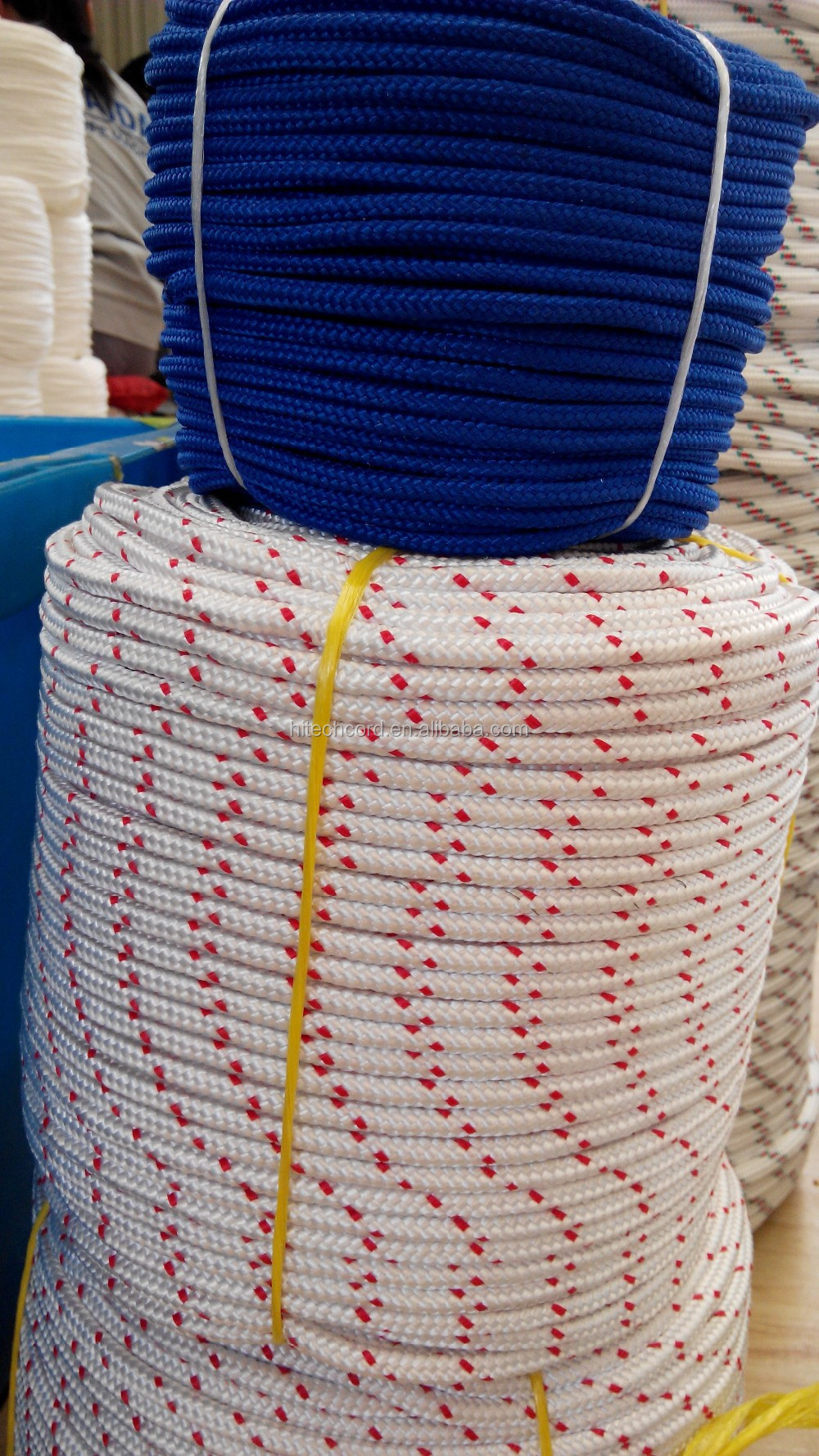 fishing Net  Polypropylene Braided Lead core rope sinking rope