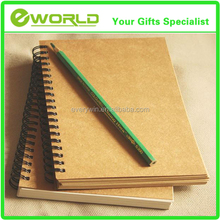 Cheap And Quality Promotional Spiral School Notebook