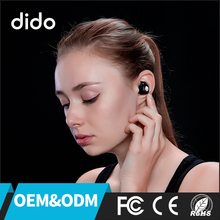 TWS Wireless Bluetooths Earphones Stealth Mini Sports Micro Earphone Noise Cancelling Blue Tooth Stereo Earphone