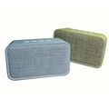 11 years factory fabric portable wireless bluetooth speaker with Hands-free call