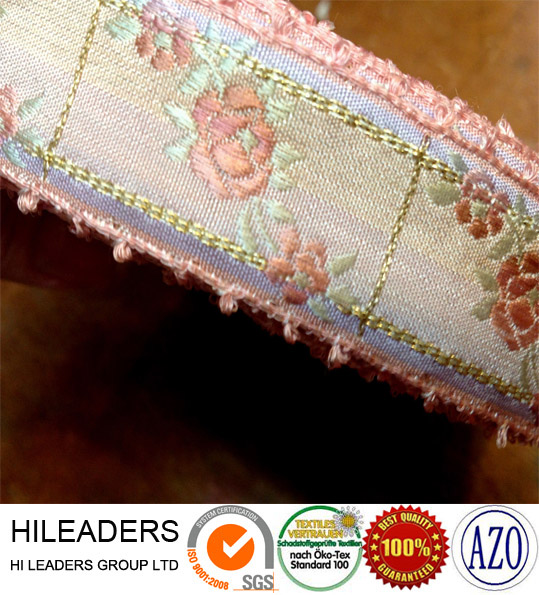 RT214 High Quality 100%Cotton Ribbon Work Embroidery Designs