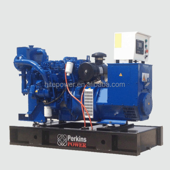 Reliable Operation and Best Price Lovol marine generator(24KW-100KW) with CCS