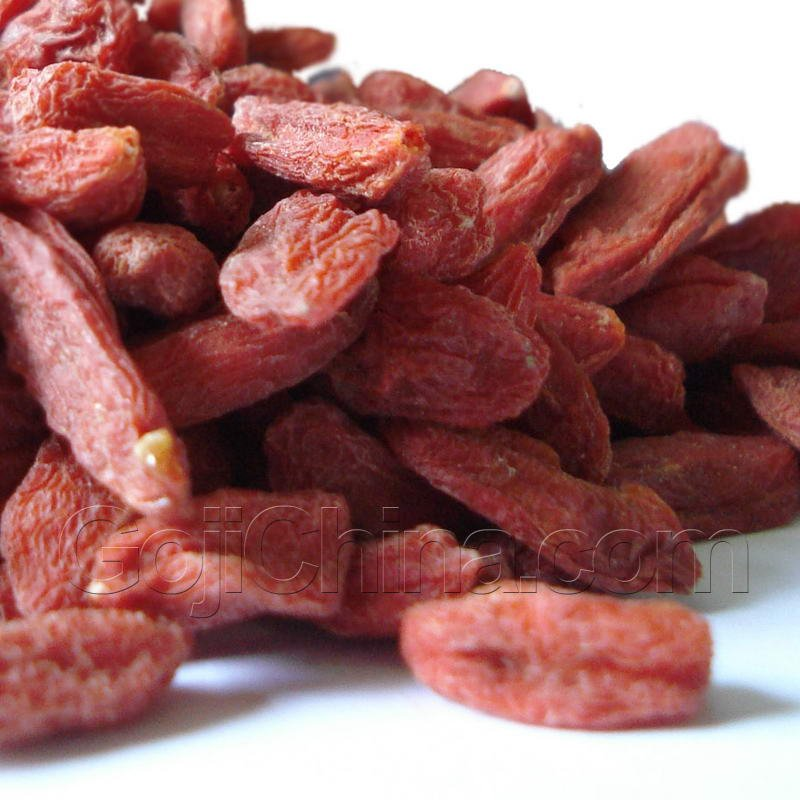 2016 New Organic Goji Berries
