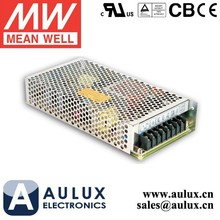 Mean Well RQ-125B 125W Quad Output Switching Power Supply 5V 12V -5V -12V Meanwell 120W Power Supply