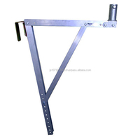 Lightweight aluminum buy scaffolding with adjustable angle from Japan
