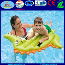 Cartoon Animal Inflatable Crocodile Pool Float
