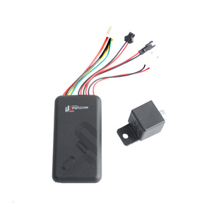 GT06 Quad band web based GPS tracking system Multi functions tracker Vehicle car GPS Tracker
