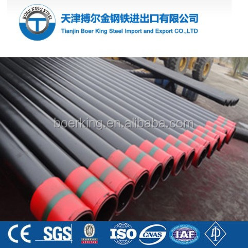 j55 oil casing seamless steel pipe,api spec 5ct j55 oil casing,k55 oil casing pipe