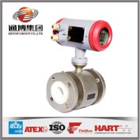 LD electromagnetic type acid flow meter
