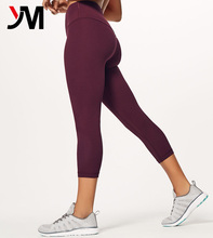 Professional Apparel Manufacturers Active Wear Wholesale Womens Mesh Yoga Pants