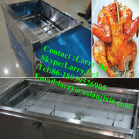 Machine Roasting Chicken Charcoal Grills Electric