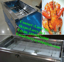machine roasting chicken/charcoal grills/electric chicken roaster machine