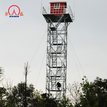 Guard observation towers guard tower prison prison guard tower