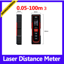 bluetooth measuring device 100m hand-held laser distance meter potrtable measuring laser