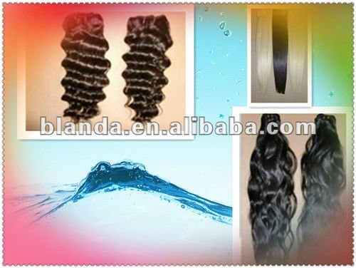 New wholesale human hair extensions qingdao sports co