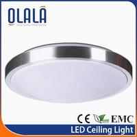 led ceiling for office Panel Led Cool White Down light semi flush ceiling light