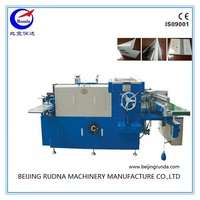 fully automatic exercise book binding and making machine