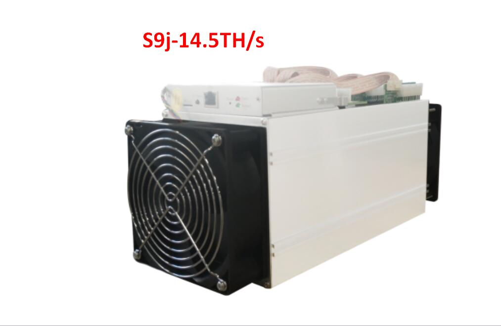 Used S9/14T Power 1450W With Very Cheap Price Bitcoin Mining Machine Bitmain Antminer S9 14T