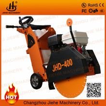 concrete cut off saw with a free saw blade for road construction projects(JHD-400)