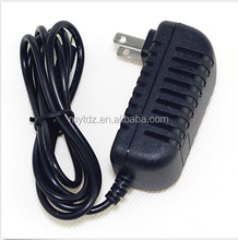 UL Listed 100-240V AC to 12VDC 0.5A 500mA CCTV Camera Power Supply AC to DC Switching Power Adapter