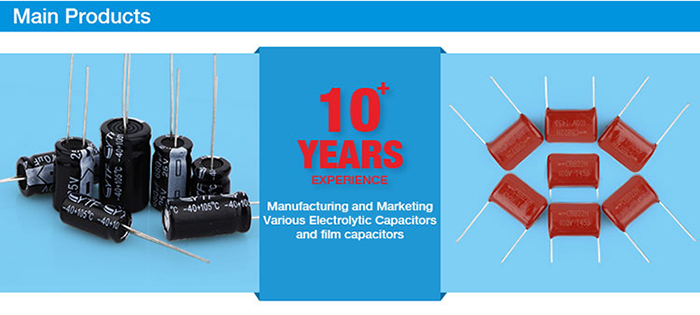 Fast delivery capacitor 125k with individual generators