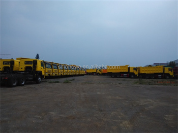 Cheapest Price 6x4 Sinotruk Howo Dump Truck For Sale