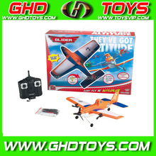 Newly Arrival 2.4G 3 Channels Remote Control Airplane Model High-quality Simulation Model RC Helicopter Air Glider Airplane