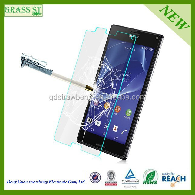 5 Layers screen protector for Sony xperia v lt25i oem/odm (High Clear)