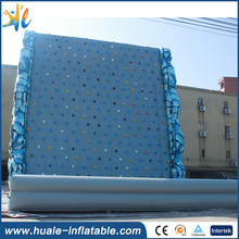 Inflatable water rock climbing wall,inflatable climbing wall with low price