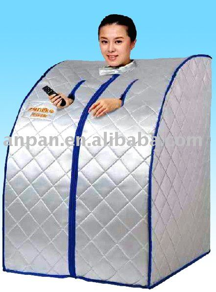 Electronic beauty sauna