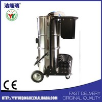 Separate barrel Pneumatic industrial vacuum cleaner for cleaning alloy powder