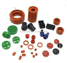 vulcanized rubber molded part