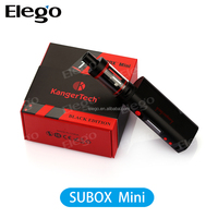 4.5ml subtank mini mod 2016 Large stock Kangertech subox mini starter kit 50w Subox mini wholesale price