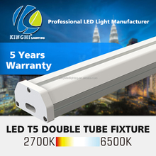 4FT Led Tube Light Fixture With 18W LED Tube ul etl dlc