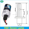 Wholesale New Promotion Xenon HID Kit H4-3, H1/3/7 hid headlight Kit Xenon Kit AC/ DC 35W 55W hid lamp