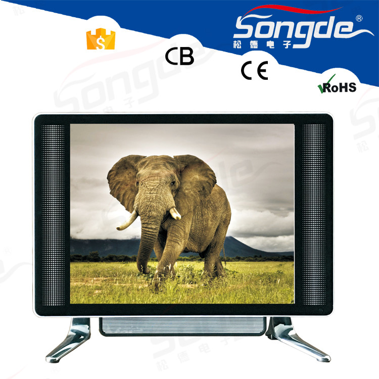 Factory price dc solar television led smart tv china led tv price in india