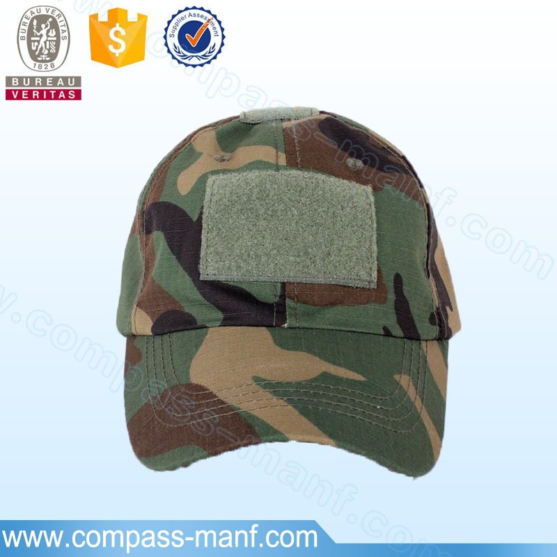 Special Forces Camouflage Tactical Constructed Operator Training Cap