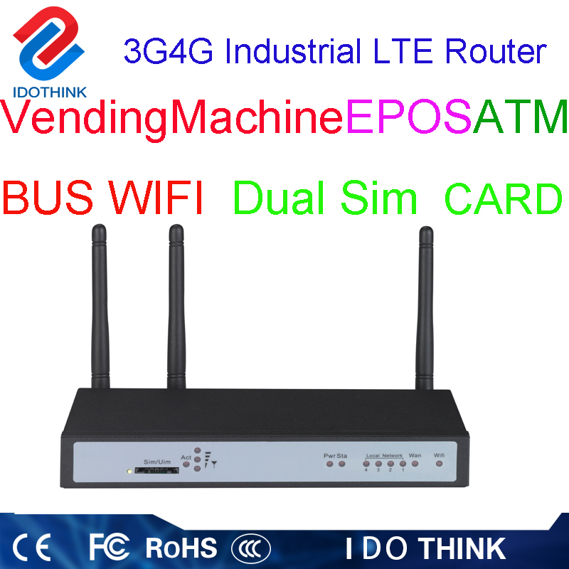 Good price of 3g 4g gps bus wifi modem