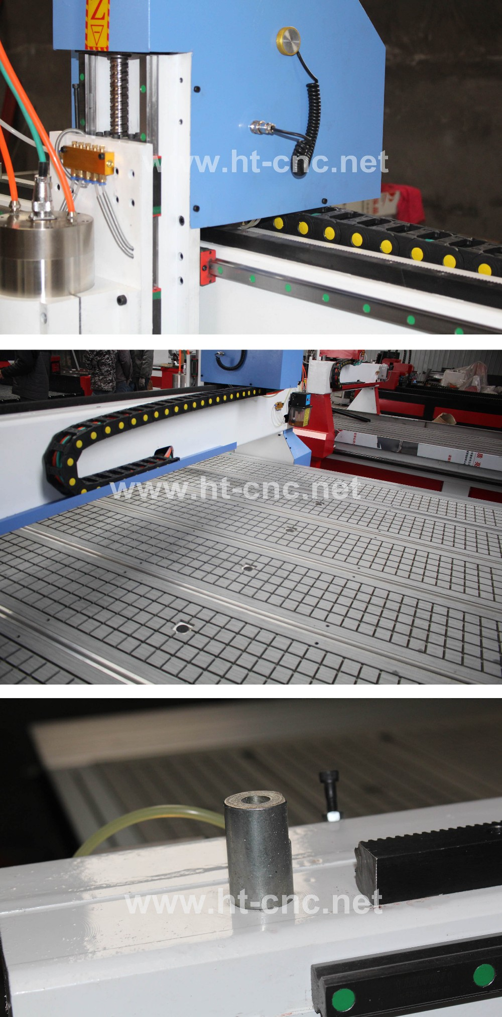 Heavy duty Fast speed big size cnc router