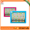 Popular Cheap Kids Education Learning Tablet Pad Toy